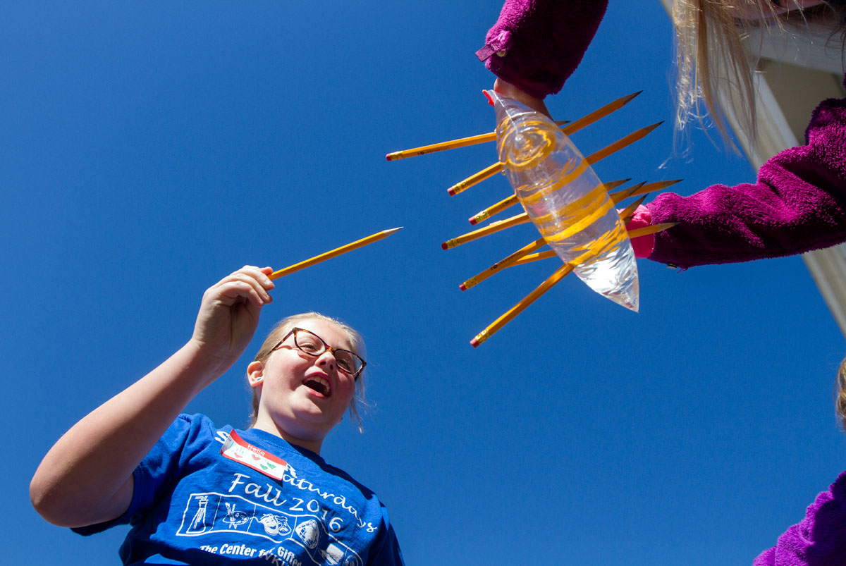 Cool Science for Curious Kids (Photo by Sam Oldenburg)